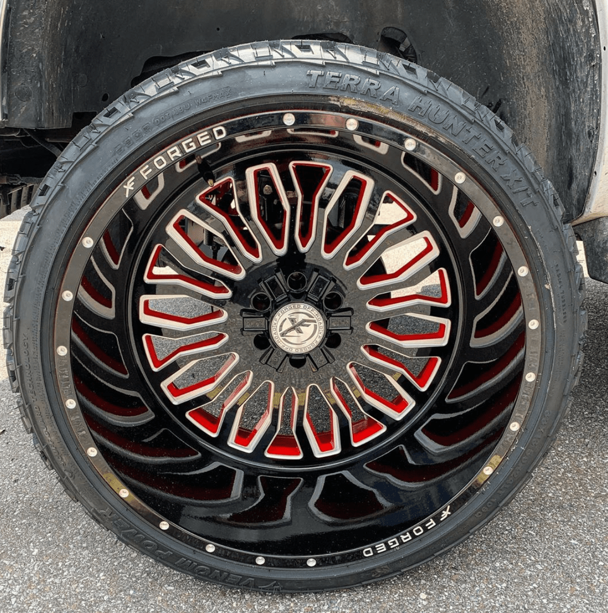 Tire Patterns And What They Mean