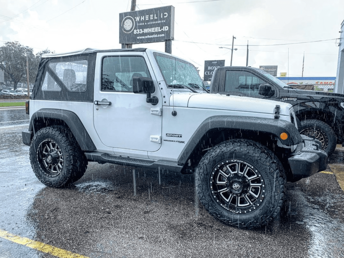 Off-Roading Wheels: Size Isn't The Only Thing