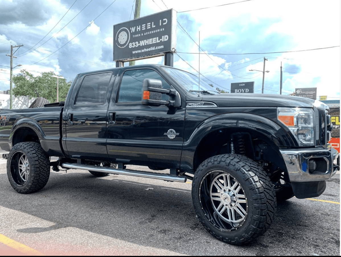 What's The Best 4 Inch Lift Kit?