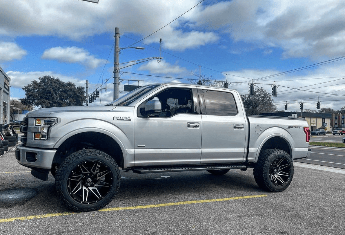 WHAT 4×4 WHEELS ARE GOOD FOR FORD TRUCKS?