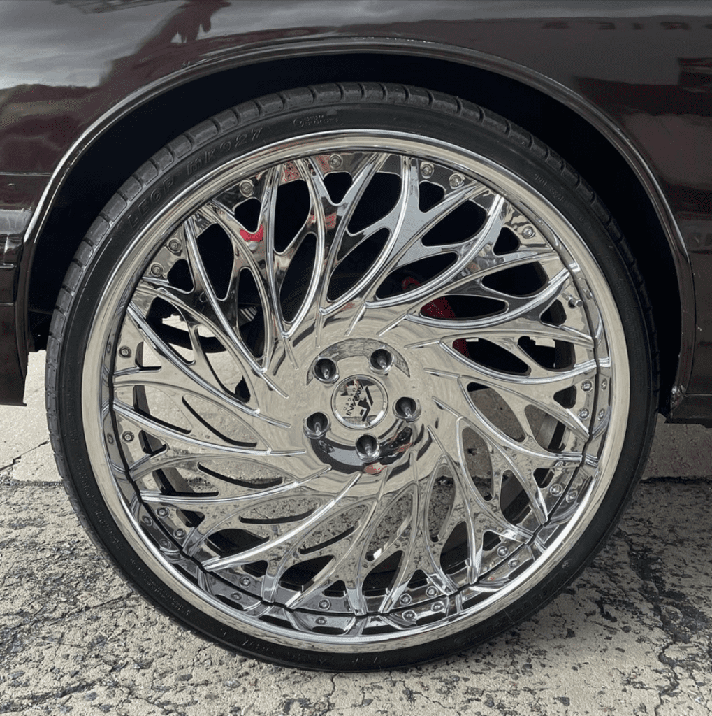 Why Should You Invest in Custom Wheels?
