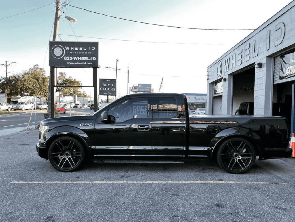 The Best Wheels For Lowered Trucks