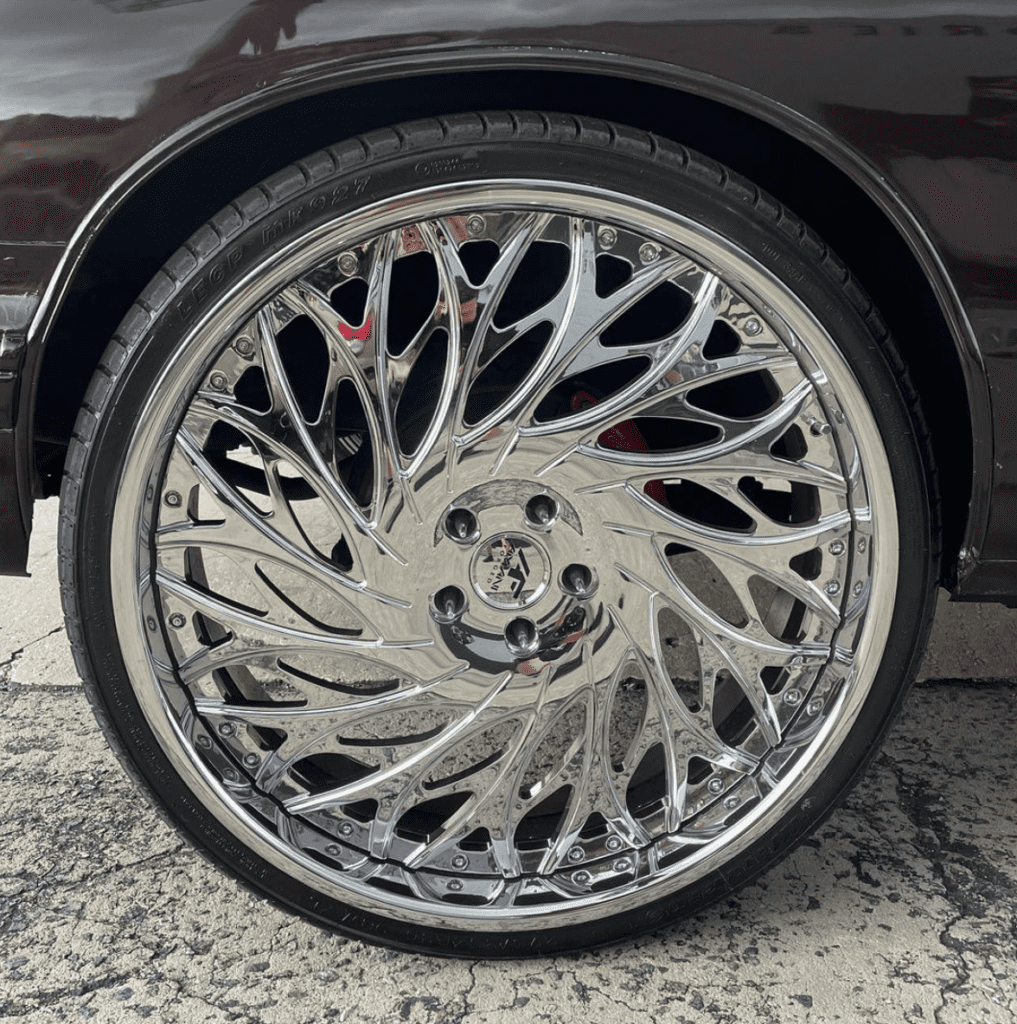 Four Things To Avoid While Polishing Aluminum Wheels